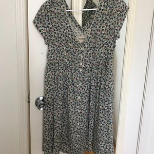 Denim & Supply Ralph Lauren Floral Dress in Small